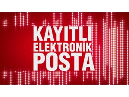 Karaca Customs Concultancy began to use its registered E-mail account.