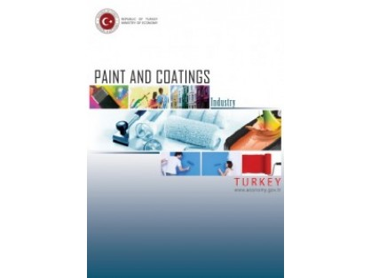 A brief report about paint and coatings production and trade in Turkey has been recently updated by Ministry of Economy. 19 November 2014