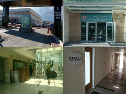 KARACA moved its Ankara office to Ankara Logistics Base..