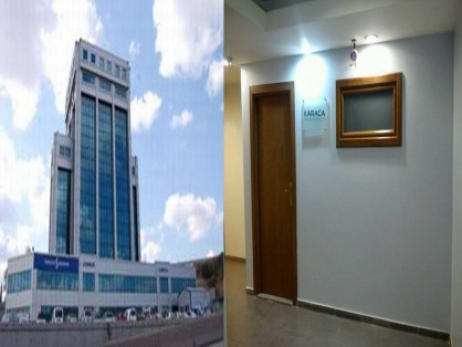 KARACA Kocaeli-Dilovası office is located at the 1st floor of Dilovası Customs Directorate Building.