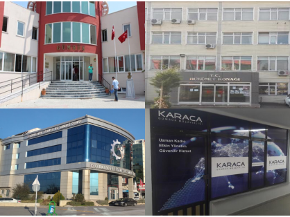 Karaca opened its 2nd office in the region in Tekirdağ /Çerkezköy after the Tekirdağ /Çorlu-ASB office