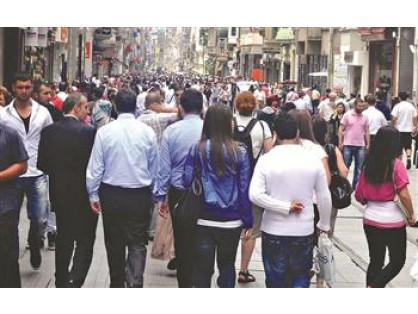 Turkey's real unemployment rate 20 pct when all jobless considered.
