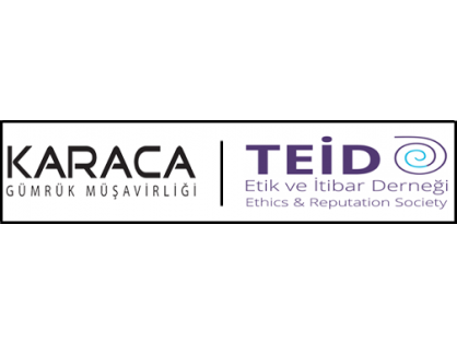 Karaca joined the corporate members of the Ethics and Reputation Society (TEİD).